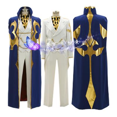 cosplay服装 叛逆的鲁鲁修枢木朱雀基洛骑士服 圆桌骑士套装新品