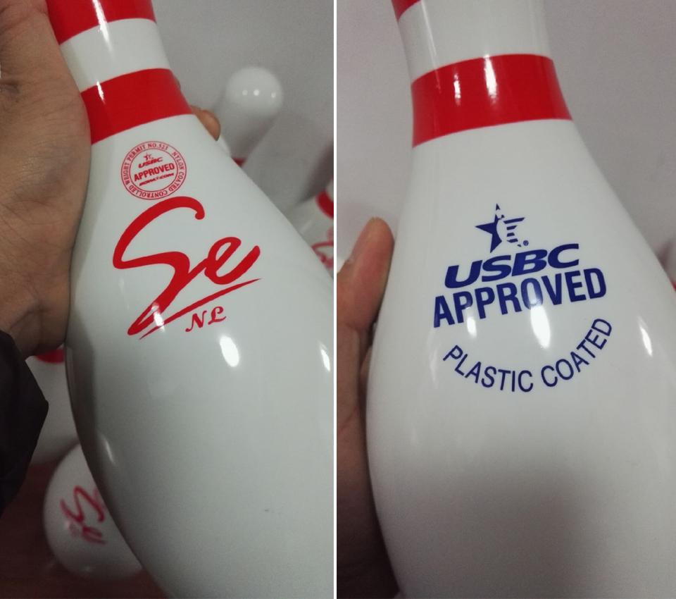 BEL保龄球用品  原装全新进口 USBC认证 SE品牌 保龄球瓶