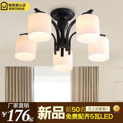 美式韩式卧室灯性价比高吗