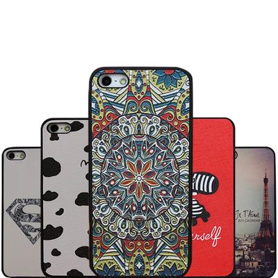苹果4s手机外壳iphone4s保护套可爱磨砂硅胶软硬边框苹果4手机壳