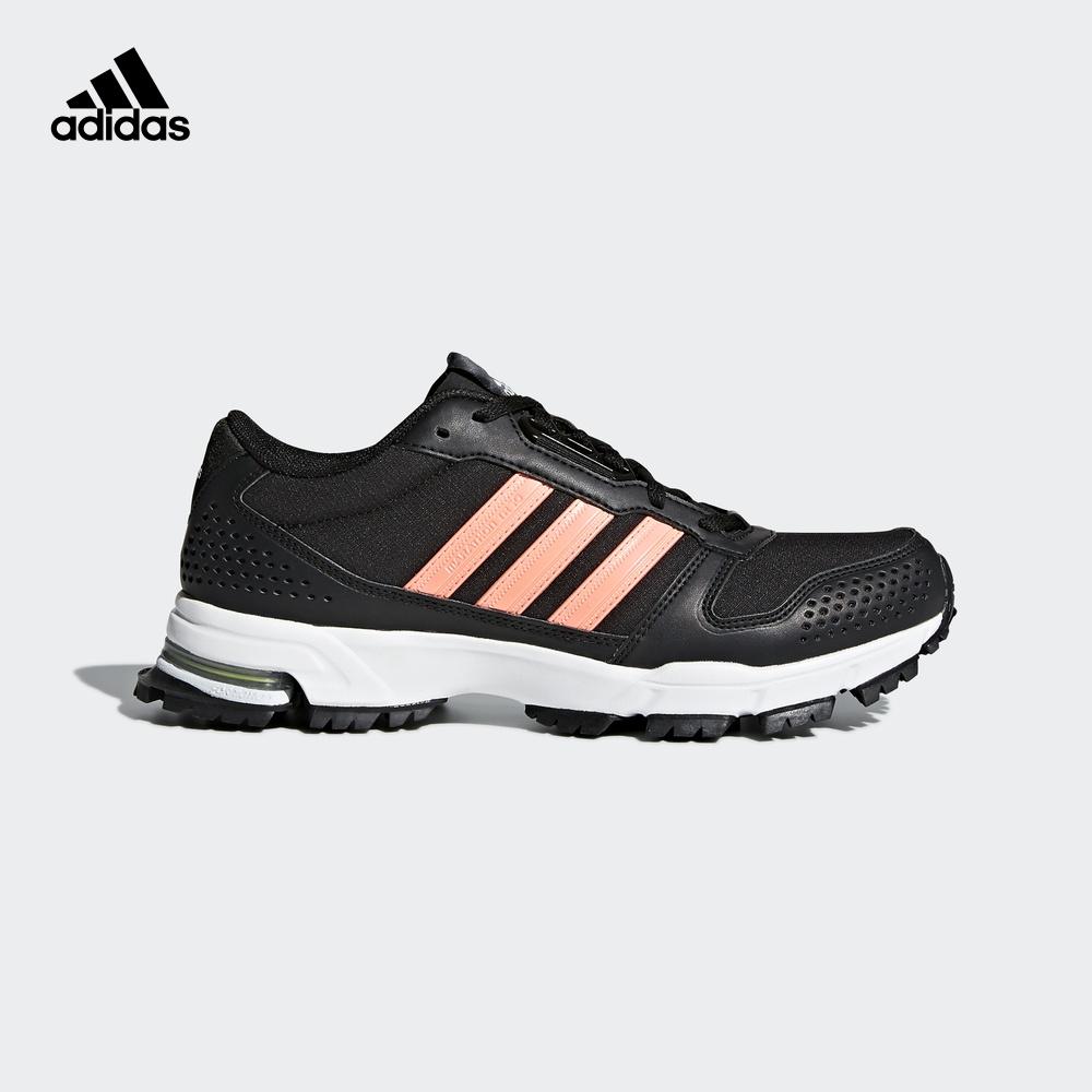 阿迪达斯官方 marathon 10 tr w 女跑步鞋BW0473 BW0475 CM8337