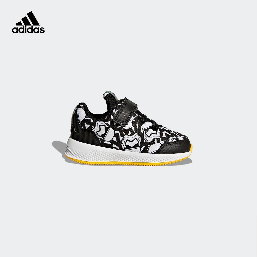 阿迪达斯官方 adidas Star Wars EL I 男婴童 跑步 婴童鞋 BY3025