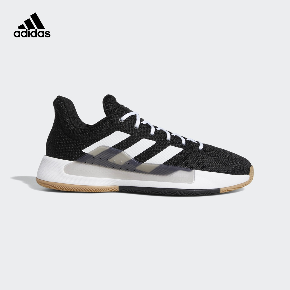 阿迪達斯Pro Bounce Madness Low 2019男場上籃球鞋BB9222 BB9280