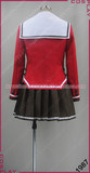 1987 cosplay costume Charlotte Star Sea Academy 友利奈绪/西森柚咲 New