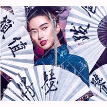 古装折扇影楼摄影道具个性扇子婚纱摄影拍照中国风结婚伴郎迎亲