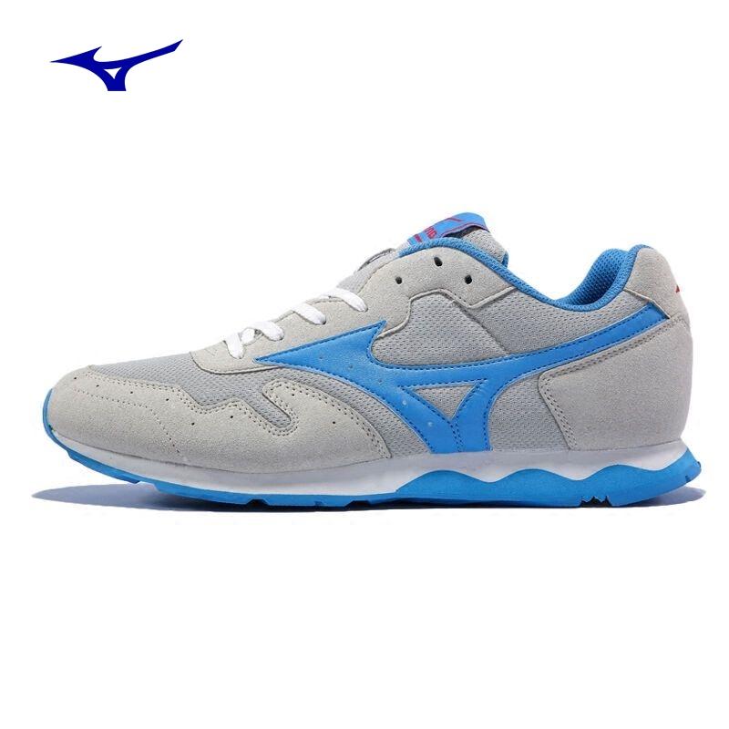 美津浓 减震防滑透气跑步鞋男女运动鞋 K1GG158825