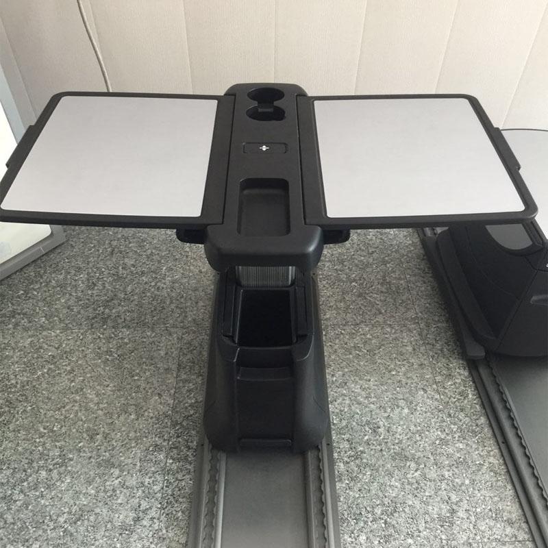 奔驰威霆VITO唯雅诺V260小桌子威霆中央移动扶手箱威霆办公桌