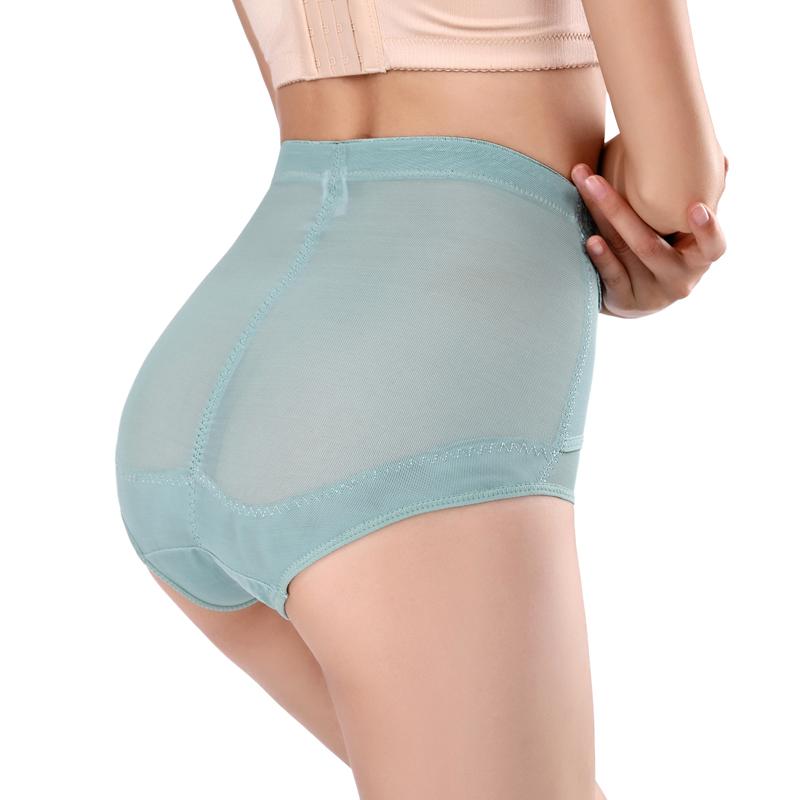 夏季款薄 收复产后提臀收腹束腰塑身收胃中低高腰女士内裤美体衣