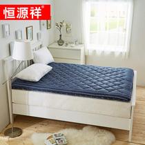 恒源祥全棉榻榻米折叠软床护垫子加厚褥子床褥单双人1.5m1.8米