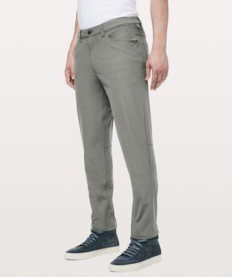 "Lululemon    ABC Pant Classics *34"" 男士商务装西裤8个色"