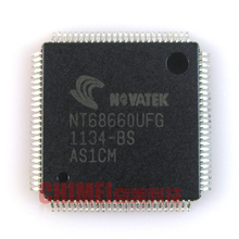 Brand new original NT68660UFG integrated circuit IC chip electronic components 3C digital accessories
