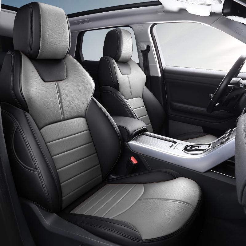 标致5008领先版座套专用全包标志508座椅套308四季真皮汽车坐垫