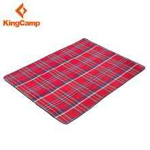 kingcamp野餐垫防潮垫户外草坪垫子便携坐垫 露营郊游野炊地垫