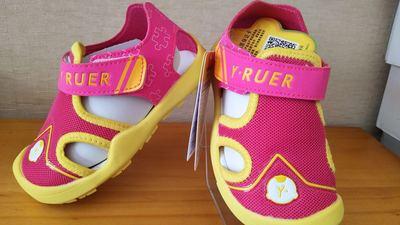 雨茹儿春夏宝宝鞋子1-4岁鞋男童网面鞋女童凉鞋婴儿学步鞋单网鞋