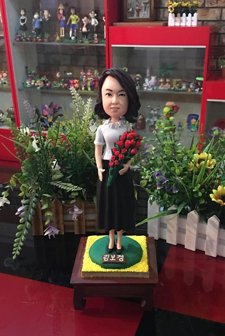 Портретные куклы по фотографии / Статуэтки по фотографии на заказ  Артикул 541064730014