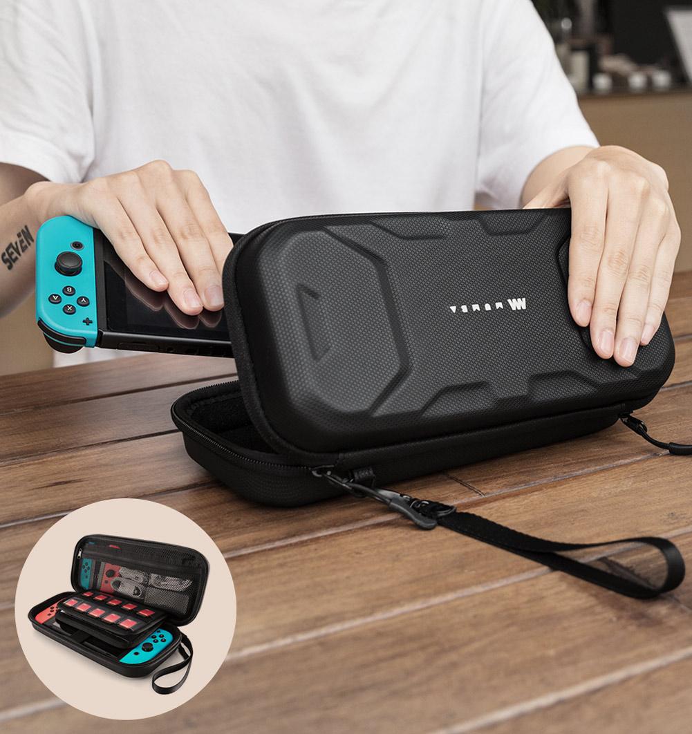 Mumba 任天堂NS收纳包 Nintendo Switch保护包nx主机配件加硬包