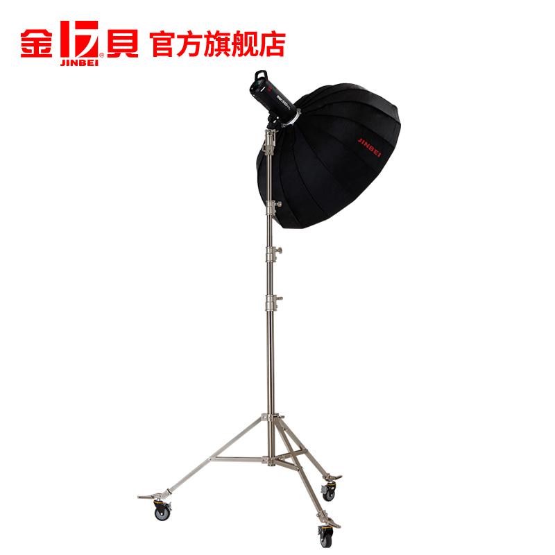 金贝JB-4200重型摄影棚闪光灯摄影灯架广告电影视频影视拍摄支架