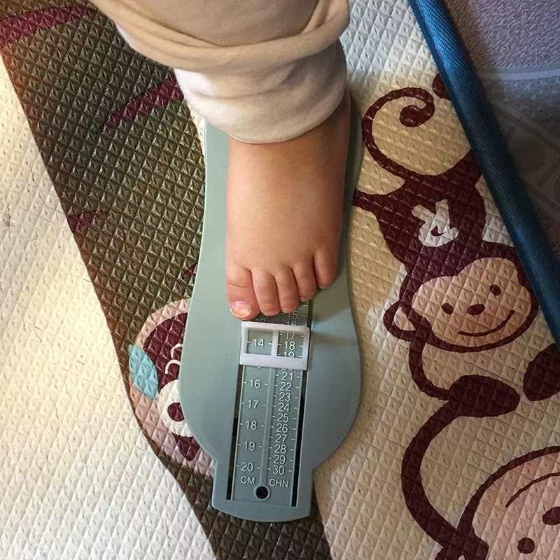 量脚器鞋内长婴儿测脚器多功能测脚长儿童通用量角器婴儿婴幼儿测