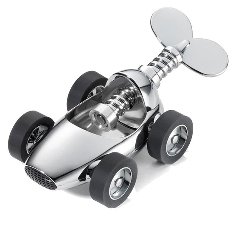 德国Troika赛车造型坚果夹 不锈钢整粒剥核桃夹子 创意家居礼物