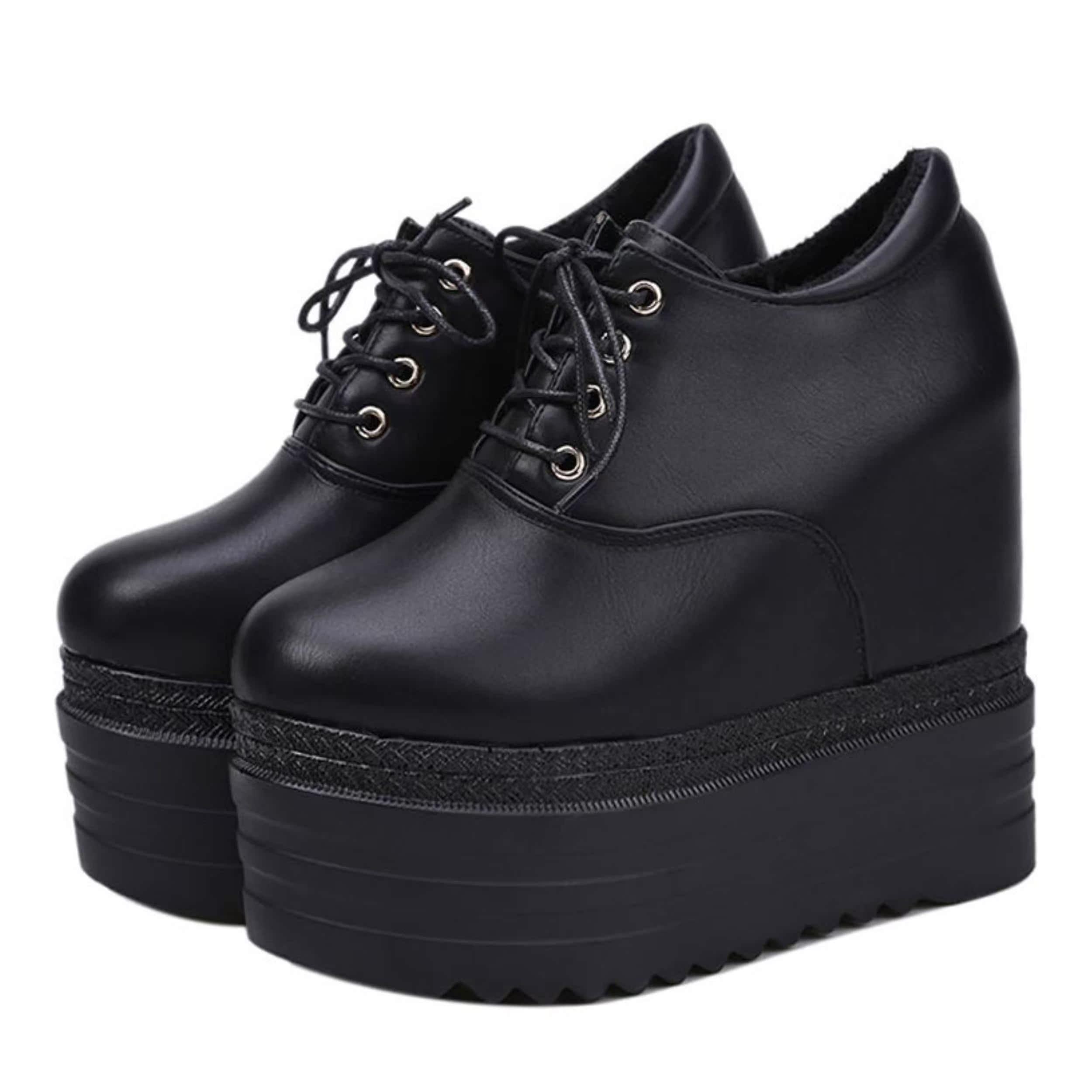 超高跟鞋坡跟17cm