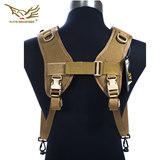 Flyye Ami Shou Multi-function dual point camera with dual shoulder straps Variable shoulder slungs G013