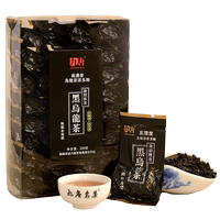 Black oolong tea non-scraping oil to fat-flavored oil-cut oolong tea premium tea