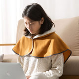 Japan imports winter thickened shawl students single lunch break cape autumn winter office warm nap cloak