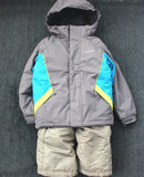 Special clearance sale! Children's thickening ski suit boys and girls baby ski jacket ski trousers windproof waterproof
