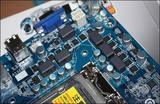 Chongxin 1155-pin Gigabyte/Gigabyte H61M-DS2 fully integrated small board H61 DDR3 22 nm