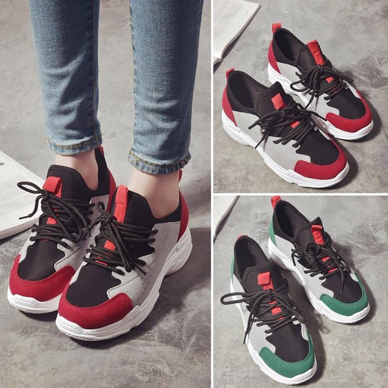 学生旅游鞋女款