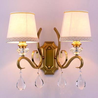 餐厅双头壁灯
