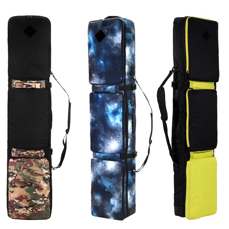 1819felice新款雪板包单板滑雪单板包双板包滑雪包滑雪板包不带轮