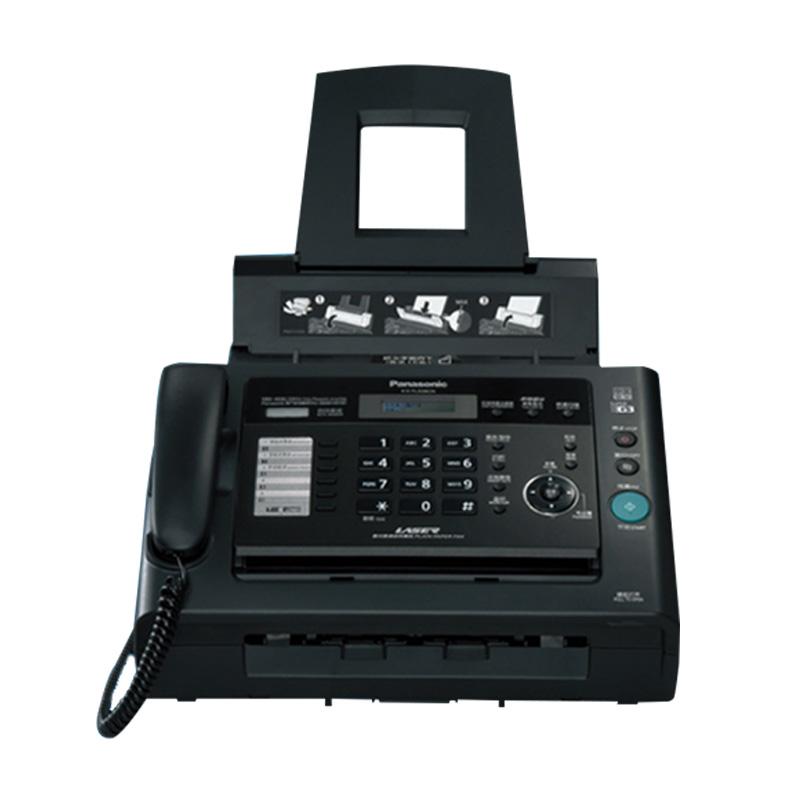 松下传真机KX-FL328CN松下激光传真机传真电话一体机a4纸超338CN