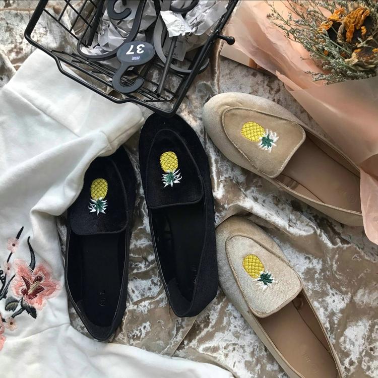 年春款单鞋