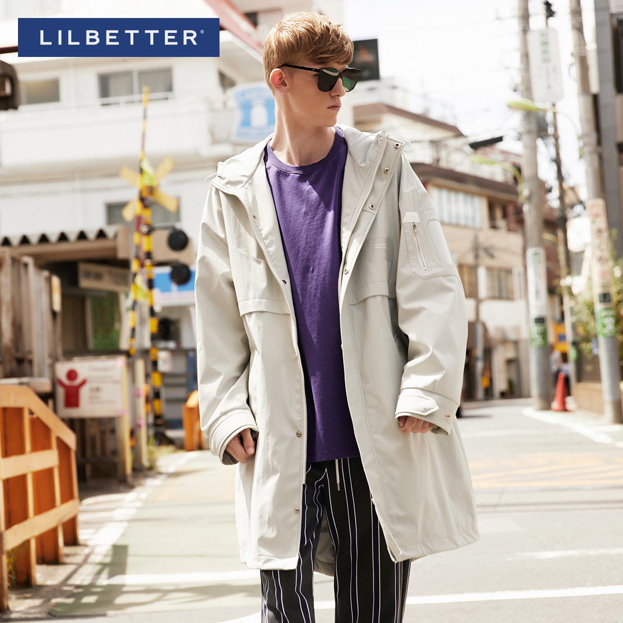 LILBETTER风衣