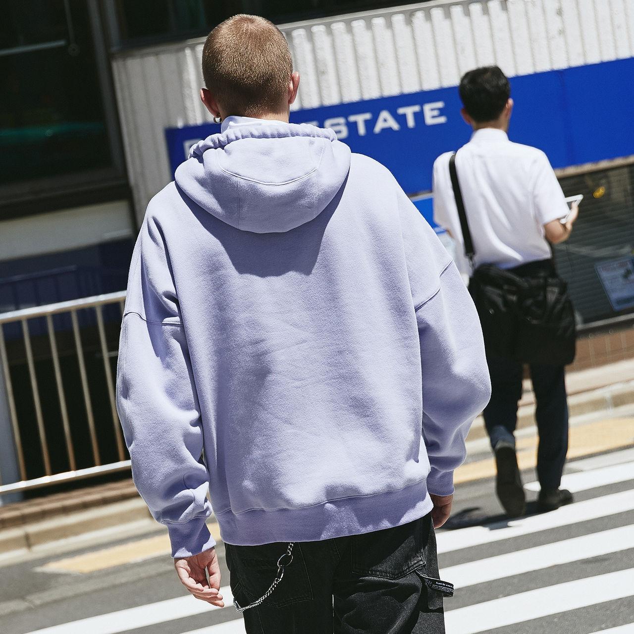 Lilbetter卫衣男 秋装连帽上衣韩版宽松潮牌男装帽衫嘻哈男士外套