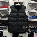Genuine Li Ning down vest Wade series goose down windproof warm men's vest AMRM007 Replenishment second hair