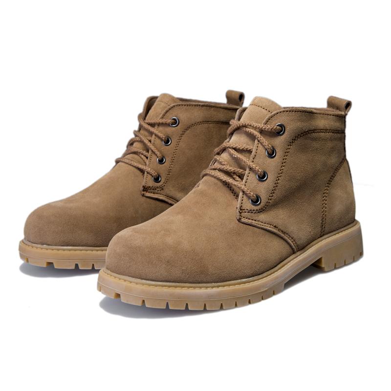 真皮鞋工装靴