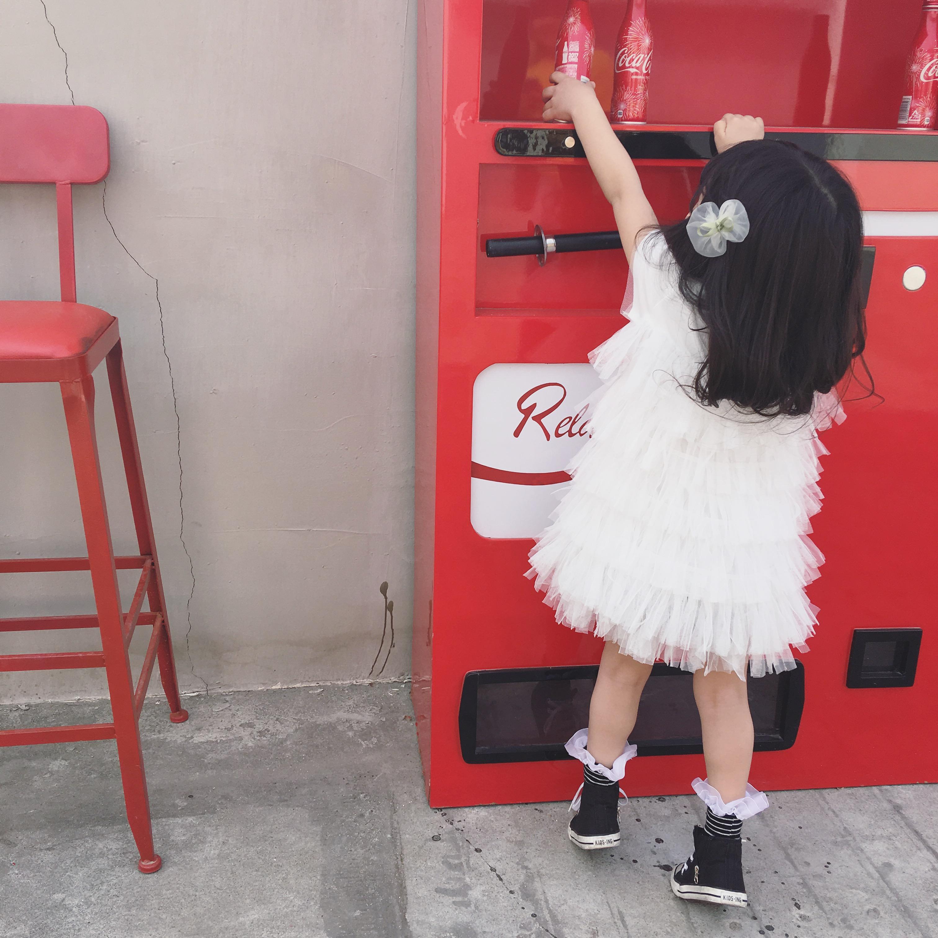 韩国儿童公主裙连衣裙