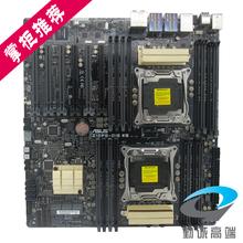 Asus/华硕 Z10PE-D16 WS 双CPU图形工作站主板 三显卡交火 全新