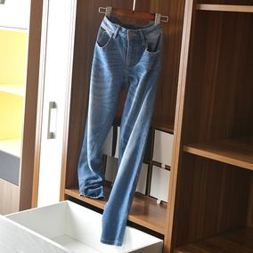 【大冯冯】针织软牛仔,舒适到飞起!有一种,被裤子尊重的感觉!
