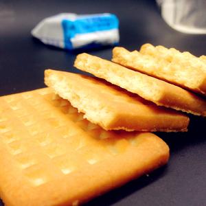 包邮特仑苏牛奶饼干1500g牛奶饼休闲零食早餐点心酥性饼干早点