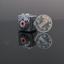 微型摄像机高清夜视监控摄像头无线记录仪袖珍航拍DV录像SQ9二代