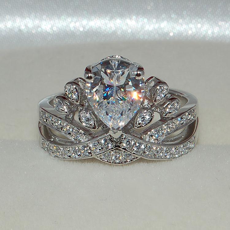 加冕皇冠戒指