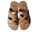 MBLIN Korea three-color summer casual men's sandals New purchase leather cool slippers setter