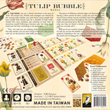 Tulip Bubble Tulip Bubble Chinese Genuine Board Game Spot