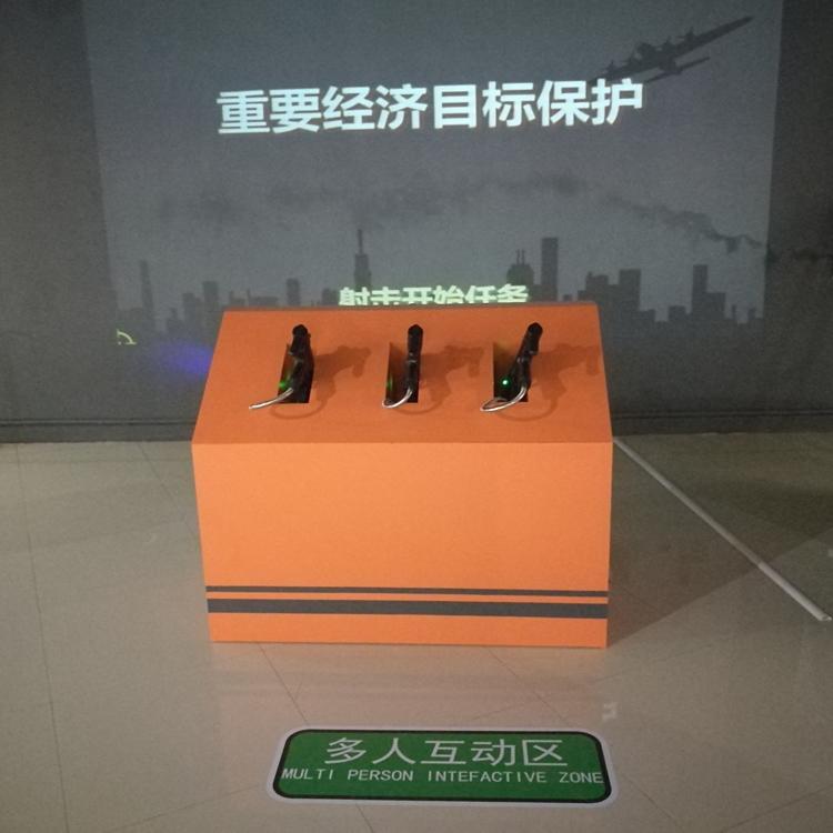 多人射击打靶互动娱乐开发套件 虚拟射击游戏光学定位独家可定制