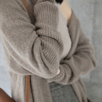 秋季新款长款毛衣