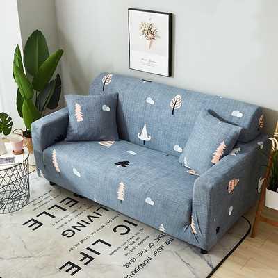 高档沙发套全包万能套实体店