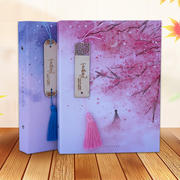 Loose-leaf alumni graduation album Korean version of the creative beautiful message book primary school female 100 junior high school students